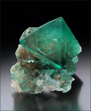 Fluorite Riemvasmaak South Africa miniature