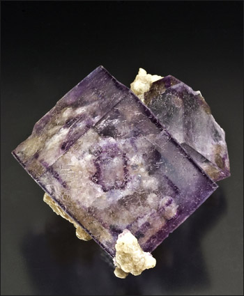 Fluorite phantom Yaogangxian China